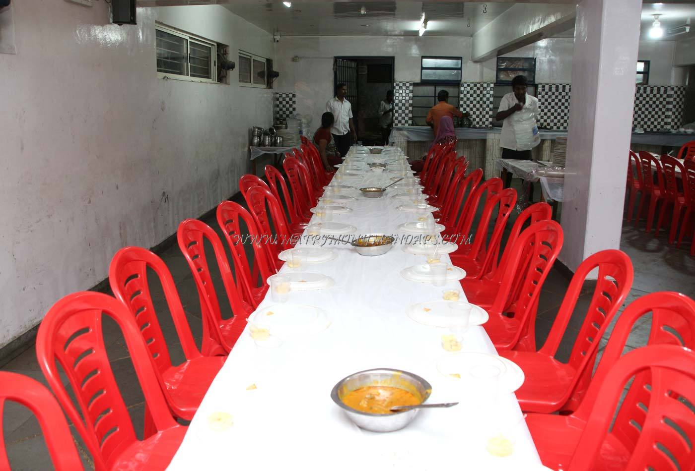 RK Palace - Dining Hall