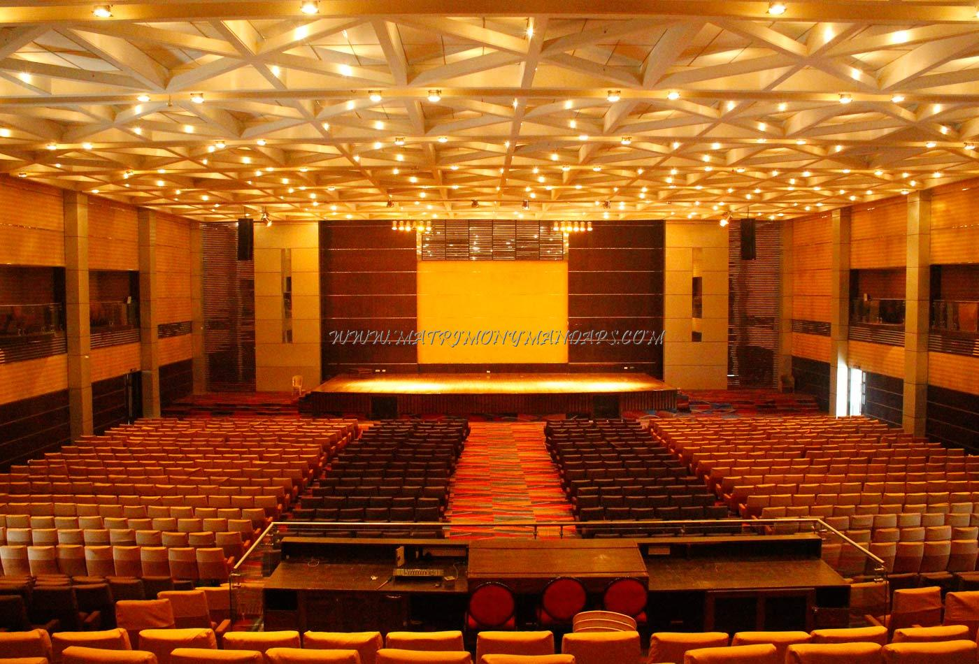 Sree Gokulam Convention Centre - Sabari Hall - Pre-function Area