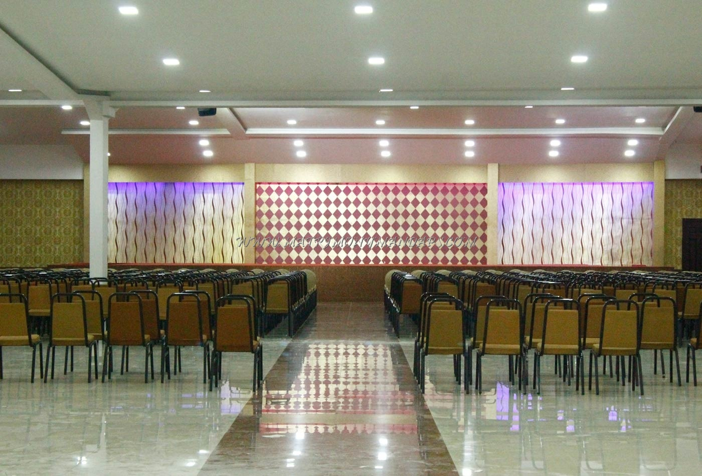 SAJ Earth Resort - Pre-function Area