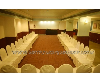 Explore Abad Plaza - Inner Circle Hall (A/C) in MG Road, Kochi - Pre-function Area