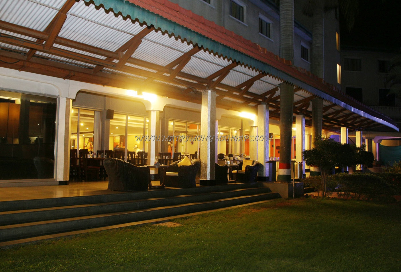 Dialogue Ramee Guestline Hotels And Resorts - Pre-function Area