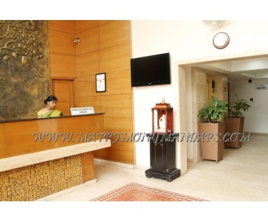 Explore Coraltree (A/C) in RT Nagar, Bangalore - Reception Area