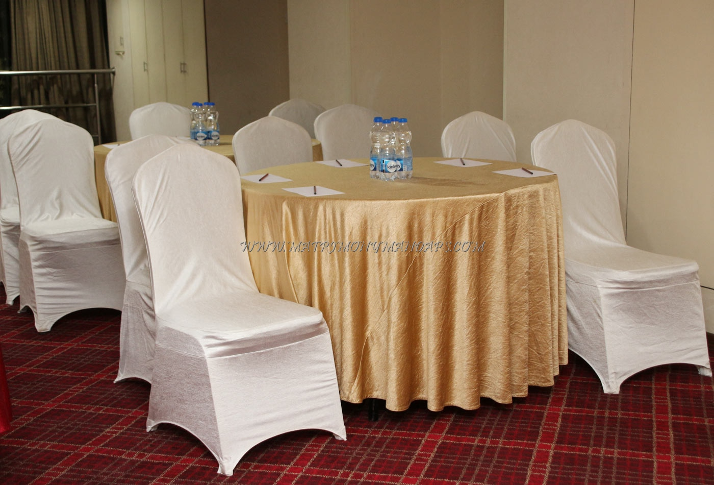 Find the availability of the The Monarch Serenity Banquet Hall (A/C) in MG Road, Bangalore and avail special offers
