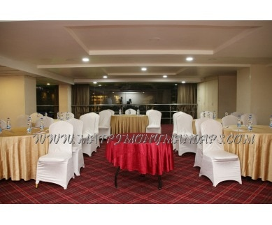 Explore The Monarch Serenity Banquet Hall (A/C) in MG Road, Bangalore - Pre-function Area