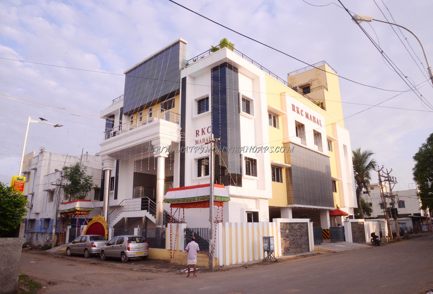 Find the availability of the RKC Mahal (A/C) in Porur, Chennai and avail special offers