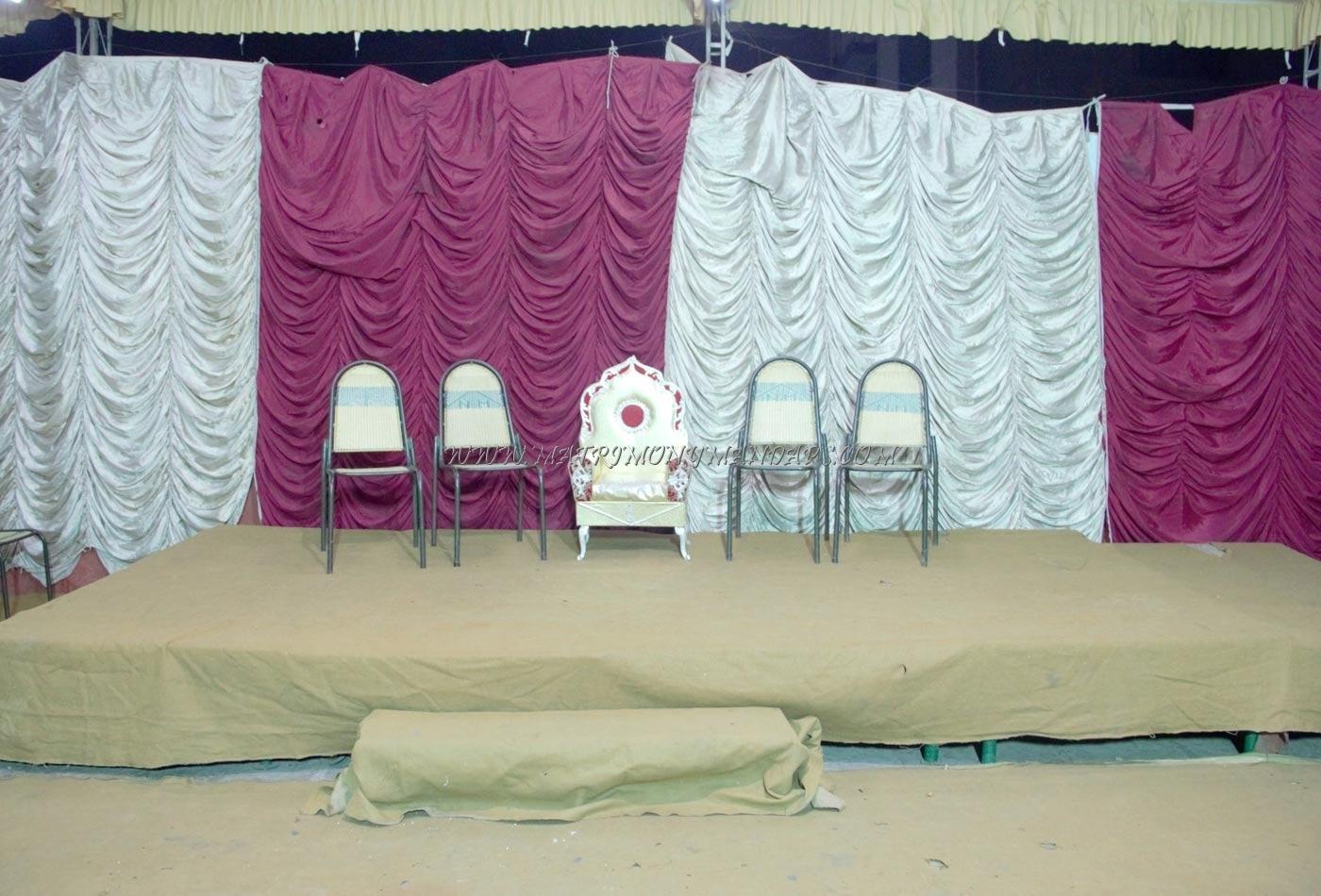 Noor Mansion - Stage