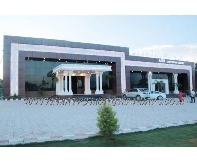 Explore White Pearl ASR convention Hall (A/C) in Yelahanka, Bangalore - Hotel Facade