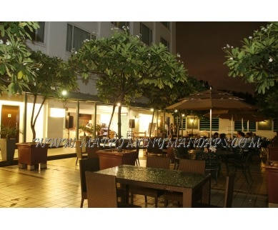 Explore Radha Regent Poolside in Electronic City, Bangalore - Pre-function Area
