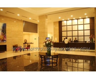 Explore Radha Regent Orchid (A/C) in Electronic City, Bangalore - Reception Area