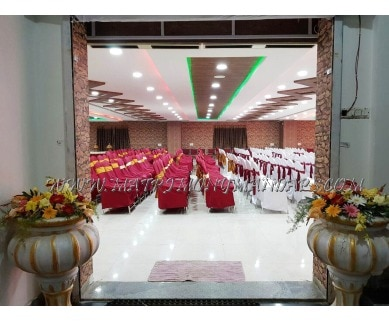 Explore Chilliess Banquet 1 (A/C) in Madinaguda, Hyderabad - Hall Entrance