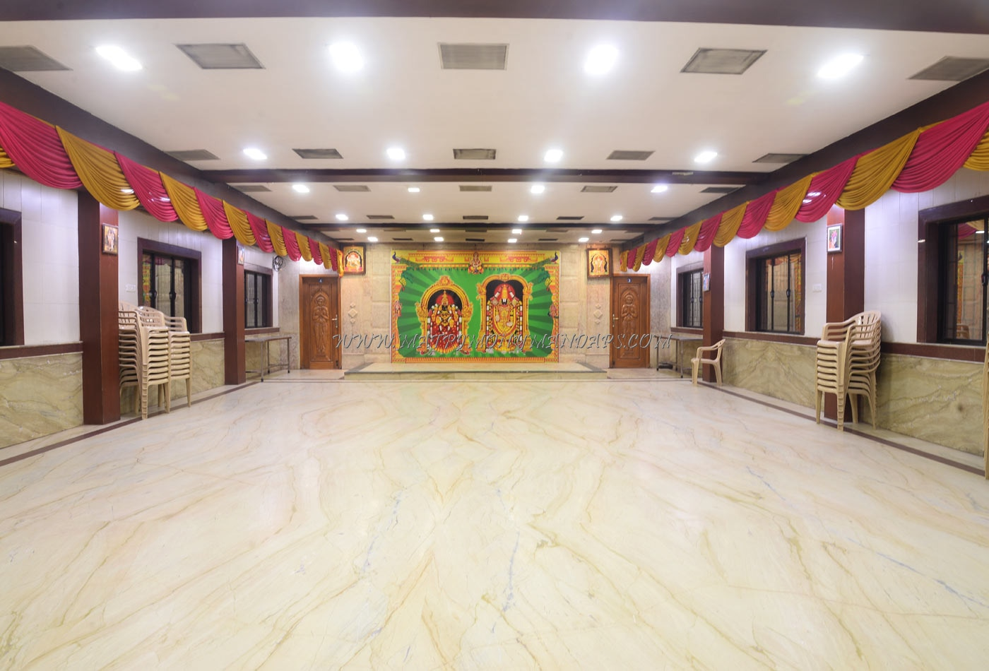 Find the availability of the MSV Hall (A/C) in Kodambakkam, Chennai and avail special offers