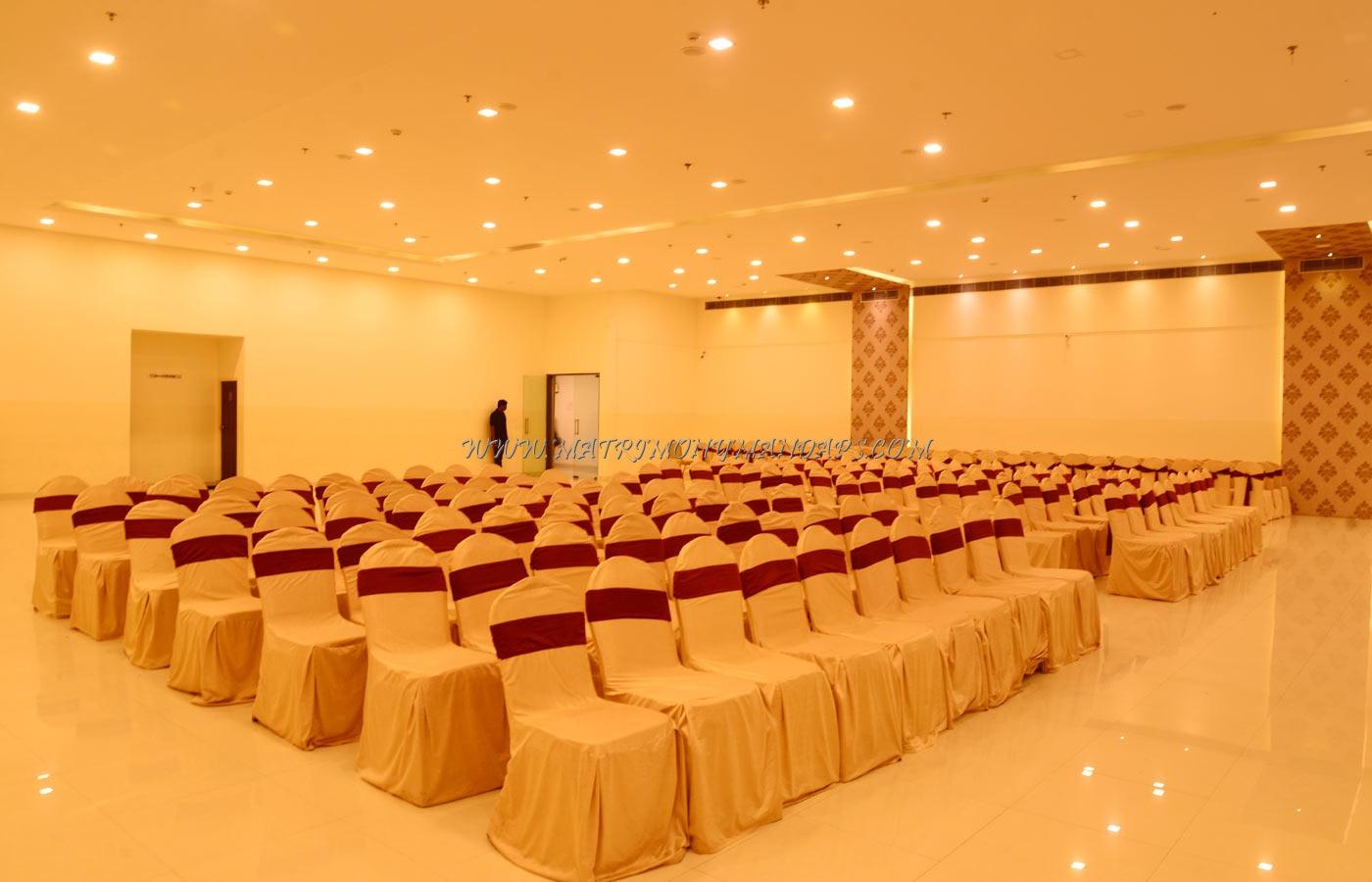 Tabla Hall-2 - Pre-function Area