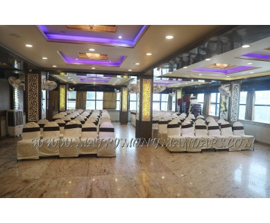 Explore New Krishnasagar Party Hall (A/C) in Ramamurthy Nagar, Bangalore - Pre-function Area