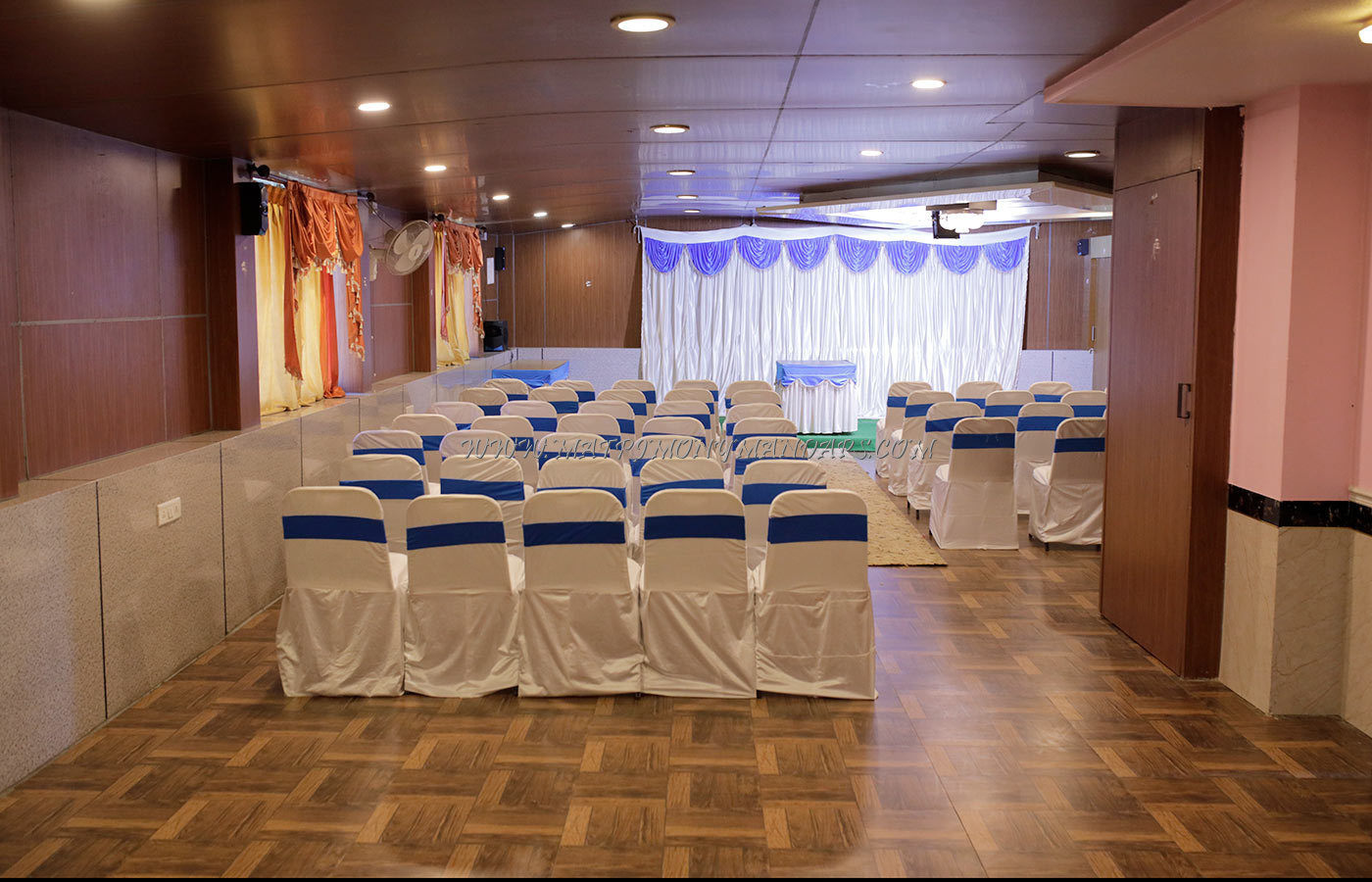 Find the availability of the Vinaya Party Hall (A/C) in JP Nagar, Bangalore and avail special offers
