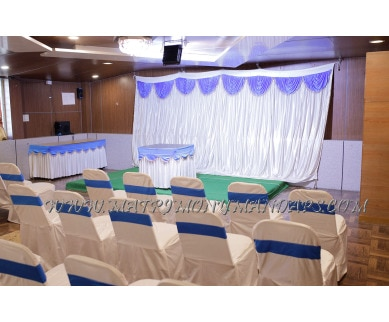 Explore Vinaya Party Hall (A/C) in JP Nagar, Bangalore - Pre-function Area
