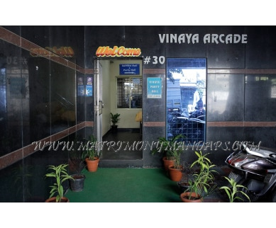 Explore Vinaya Party Hall (A/C) in JP Nagar, Bangalore - Entrance
