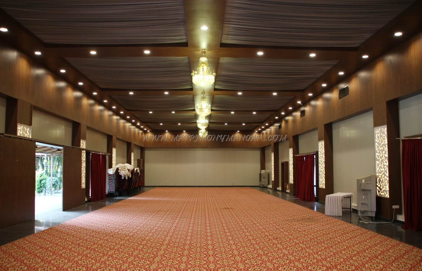 Find the availability of the Royal Orchid Convention Centre (A/C) in Yelahanka, Bangalore and avail special offers