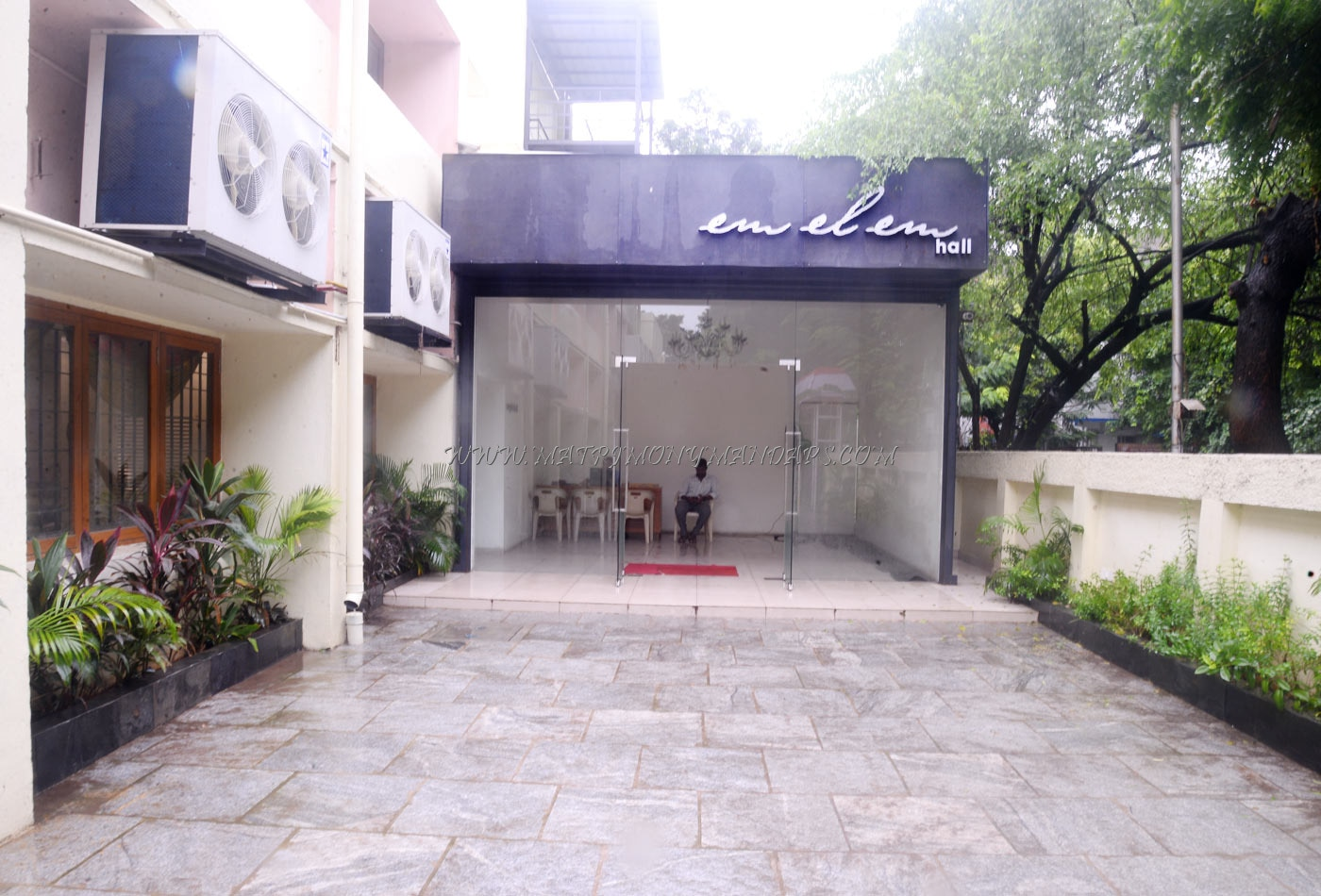 Find the availability of the EM EL EM Hall (A/C) in Mahalingapuram, Chennai and avail special offers