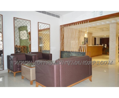 Explore Bhasuri Inn - Pananghai C (A/C) in East Nada, Guruvayoor - Reception Area
