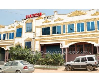 Explore GR Pale Function Hall in Balanagar, Hyderabad - Building View