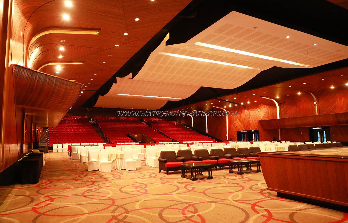Le Meridien Kochi Oman Hall - Pre-function Area