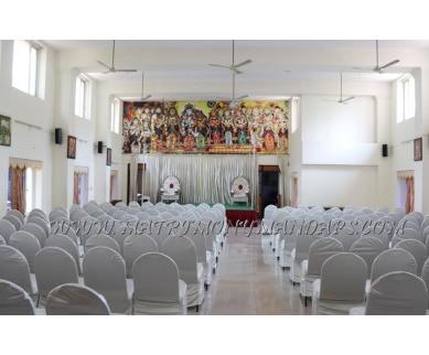 Explore Sree Gokulam Sabari Gopika hall (A/C) in North Nada, Guruvayoor - Pre-function Area