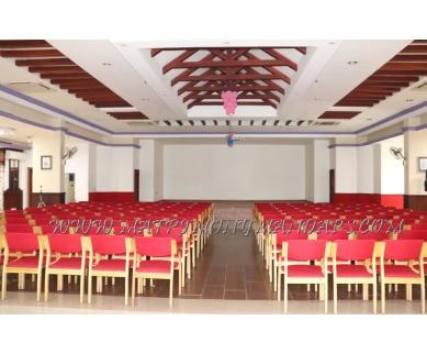 Explore Pagoda Resorts Opera hall (A/C) in Alappuzha, Alappuzha - Pre-function Area