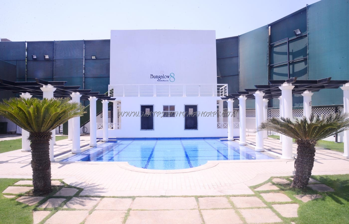 Find the availability of the Bungalow 8 Hotel And Resort - The Grass in Korattur, Chennai and avail special offers