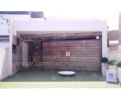 Explore Bungalow 8 Hotel and Resort - Mahalakshmi (A/C) in Korattur, Chennai - Hotel Facade