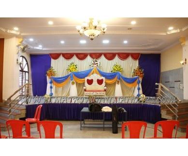 Explore Sri Lakshmi Party Hall in Kammanahalli, Bangalore - Stage