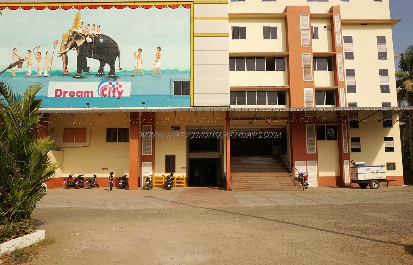 Dream City TDCB Hall - Building View