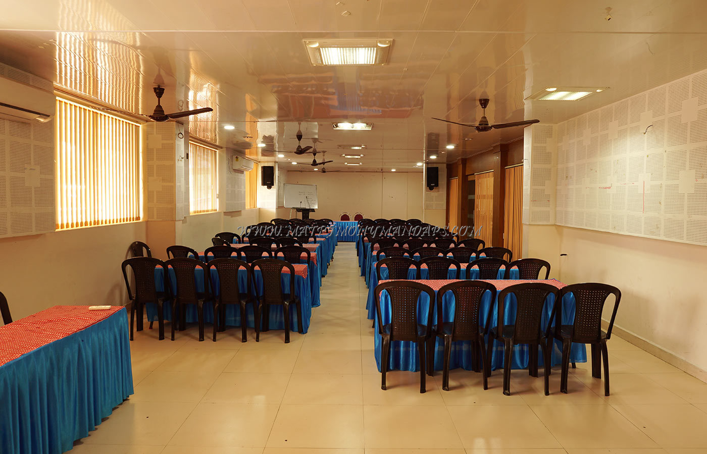 Dream City TDCB Hall - Pre-function Area