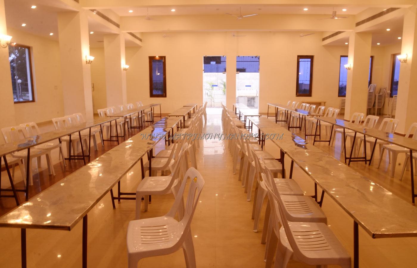Surabhi Palace Wedding Hall - Dining Hall