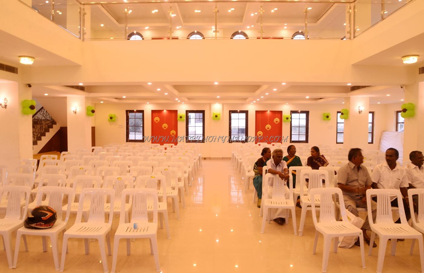 Surabhi Palace Wedding Hall - Hall