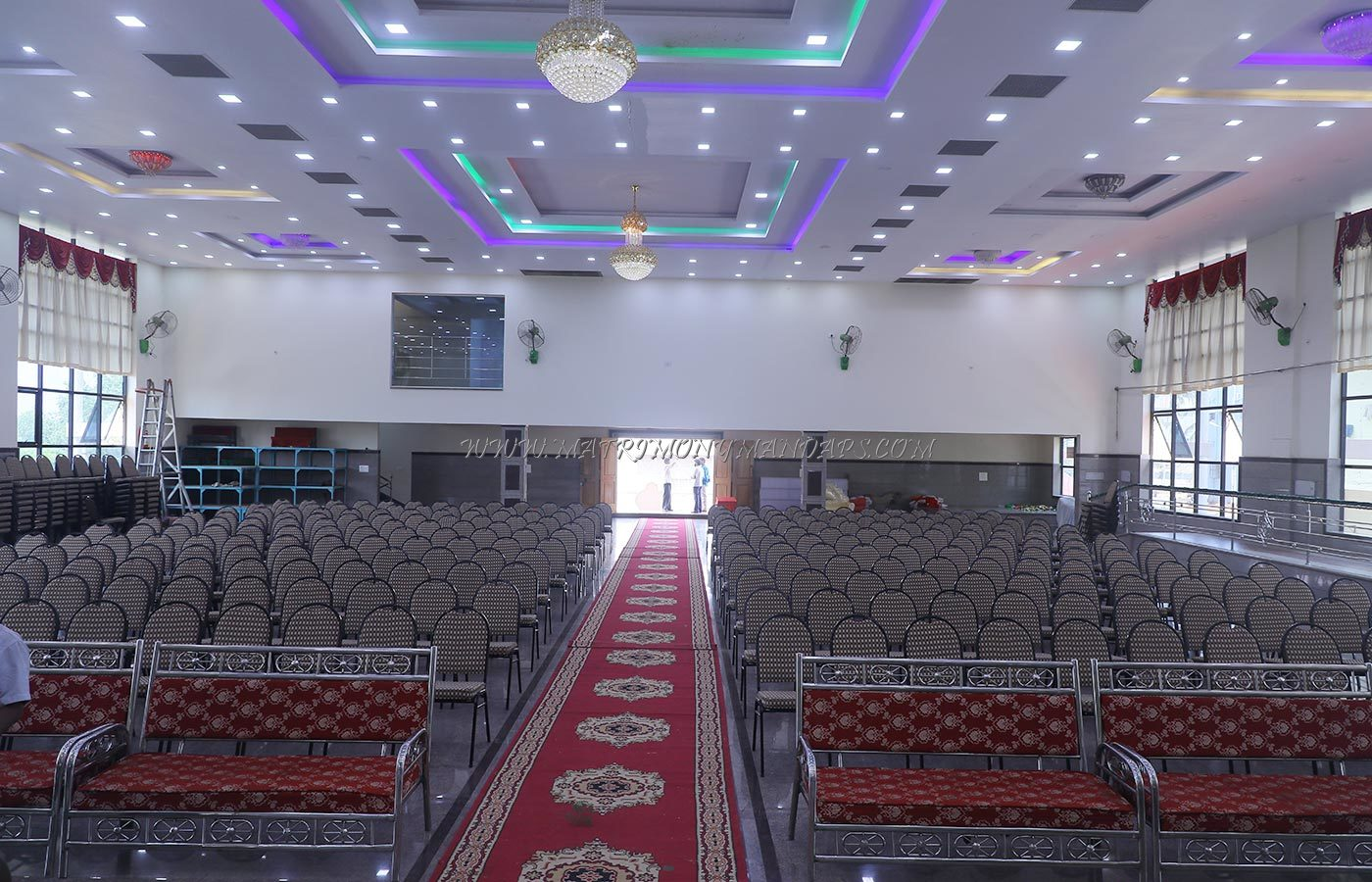 Find the availability of the Brundavana Convention Hall (A/C) in magadi road, Bangalore and avail special offers