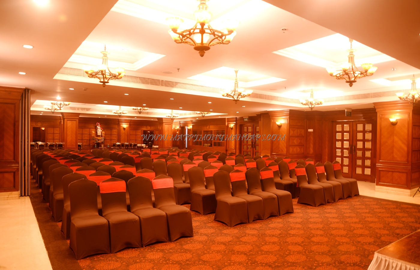 Find the availability of the Cord Metropolitan Chennai Emerald Banquet Hall (A/C) in T Nagar, Chennai and avail special offers
