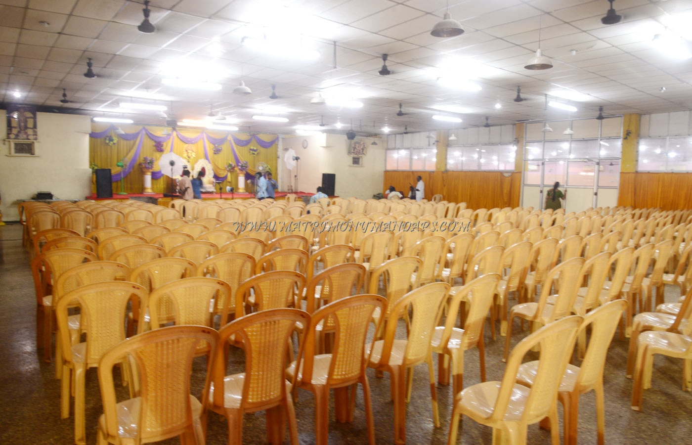 Shriraj Mahal - Hall