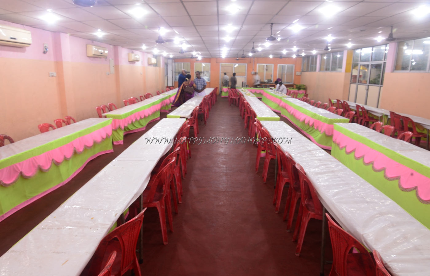 Shriraj Mahal - Dining Hall