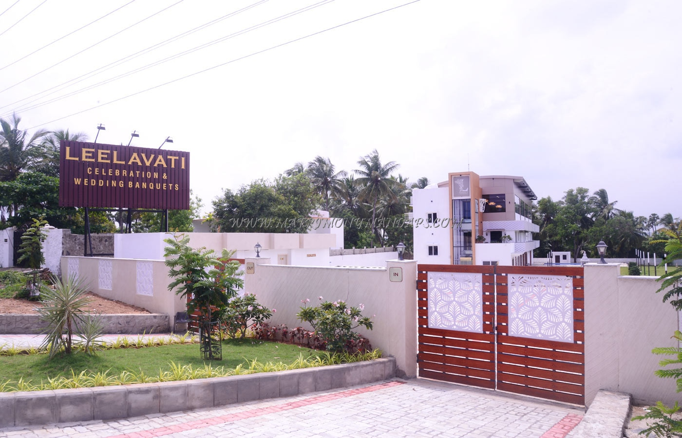 Find the availability of the Leelavati Lawn And Banquet Venue (A/C) in ECR, Chennai and avail special offers