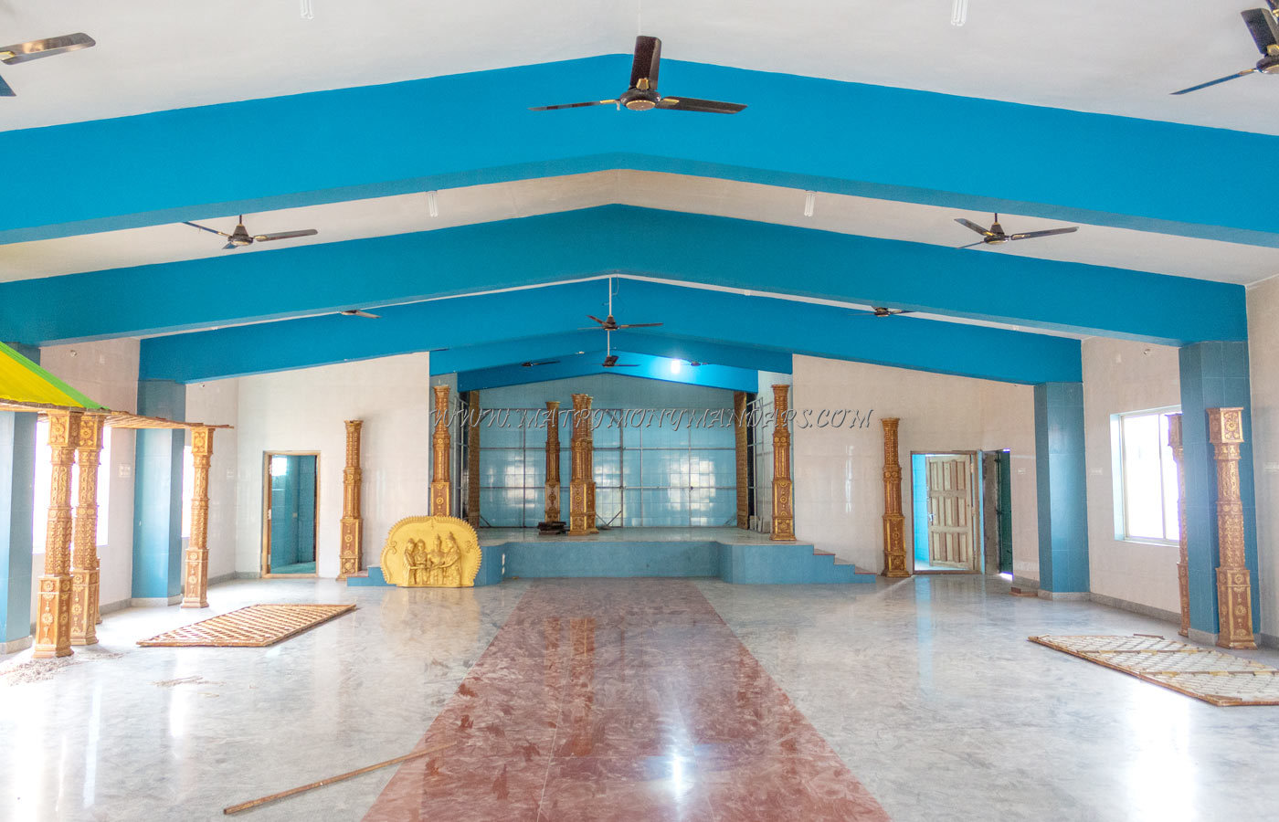 Find the availability of the Shakthi Hill Resort Hines Hall (A/C) in Rajarajeshwari Nagar, Bangalore and avail special offers