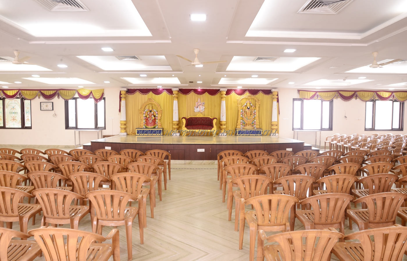 Find the availability of the Suprabha Mahal (A/C) in Mogappair, Chennai and avail special offers