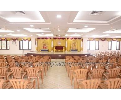 Explore Suprabha Mahal (A/C) in Mogappair, Chennai - Hall