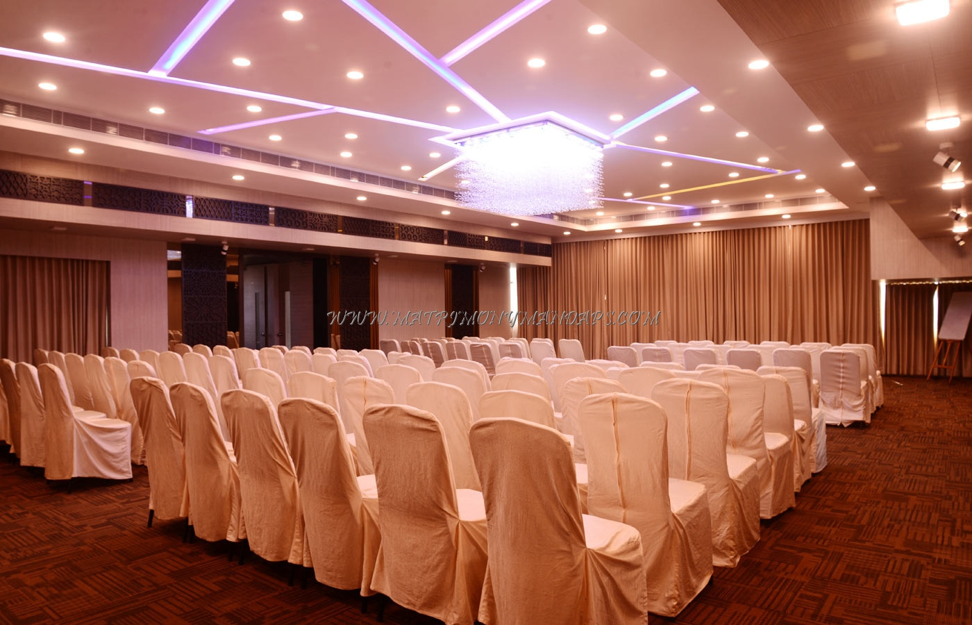 GLM Meridian Banquet Hall - Pre-function Area