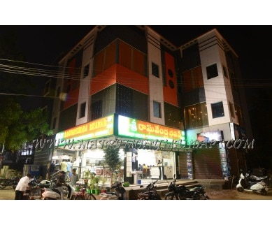 Explore Orangge Banquet hall (A/C) in Sainikpuri, Hyderabad - Building View