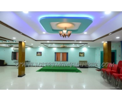 Explore Orangge Banquet hall (A/C) in Sainikpuri, Hyderabad - Pre-function Area