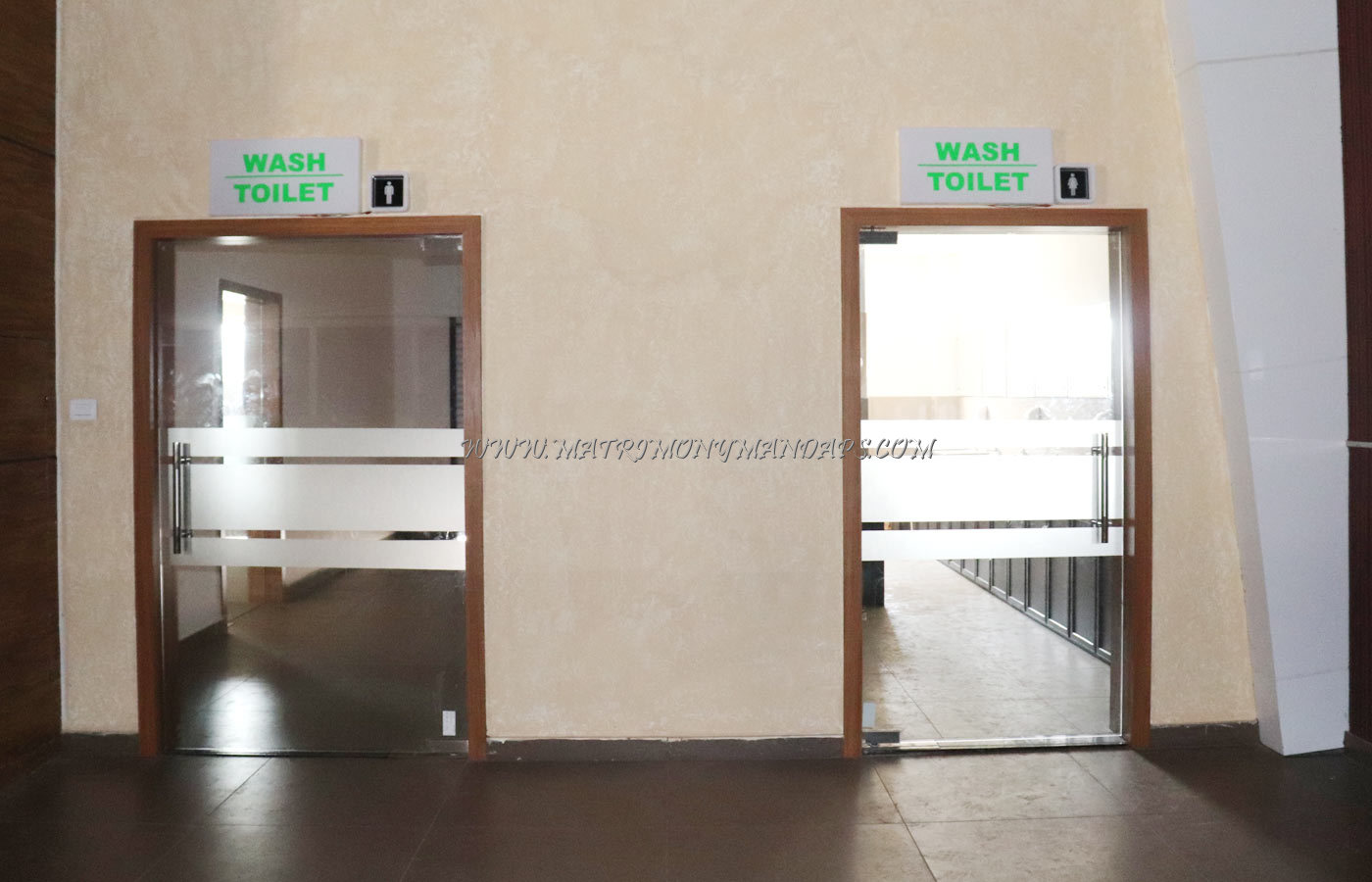 Zamra International Convention And Exhibition Centre - Restrooms
