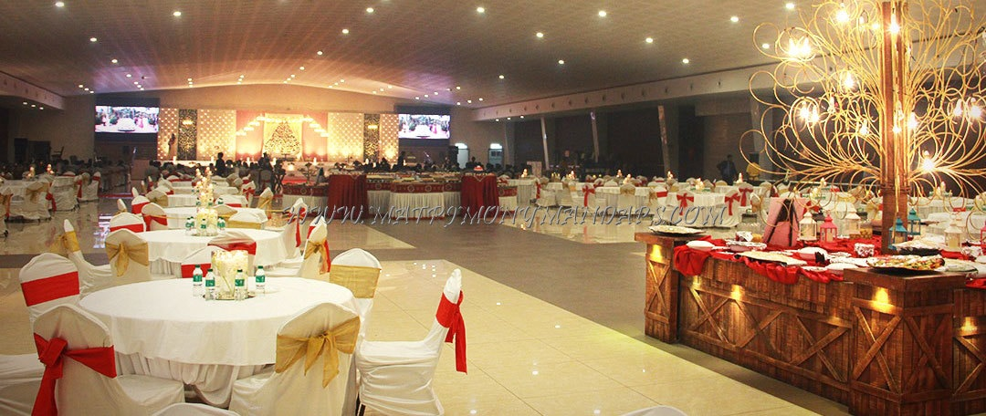 Zamra International Convention And Exhibition Centre - Pre-function Area