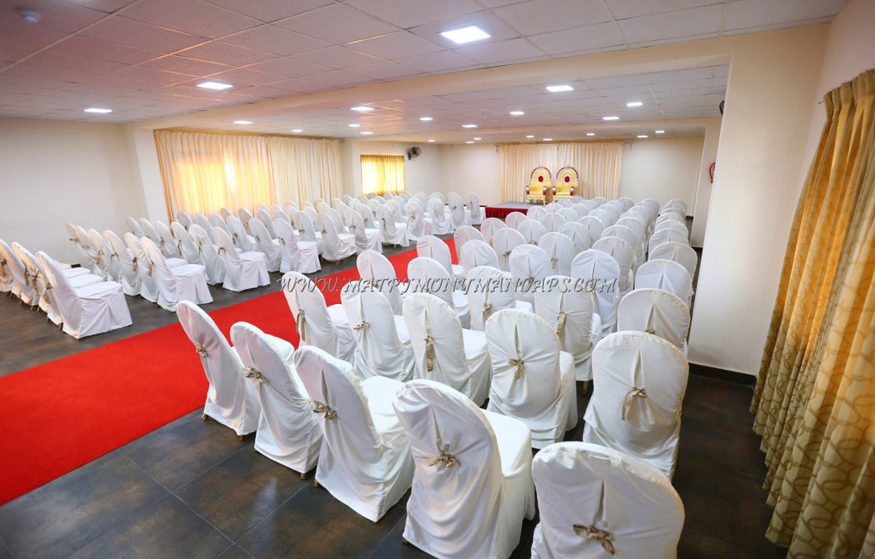 Find the availability of the Hotel The Shk (A/C) in Ramamurthy Nagar, Bangalore and avail special offers
