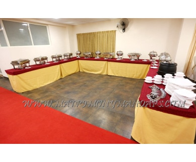 Explore Hotel The Shk (A/C) in Ramamurthy Nagar, Bangalore - Pre-function Area