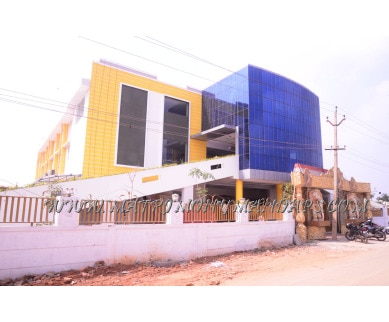 Explore Arularasan Pale (A/C) in Red Hills, Chennai - Outside View